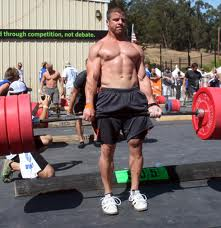 rob deadlift